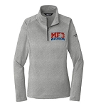 The North Face Ladies Tech 1/4-Zip Fleece- Asphalt Grey
