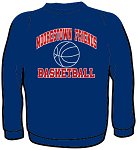 Sweatshirt - Sport Specific (Crew Neck)